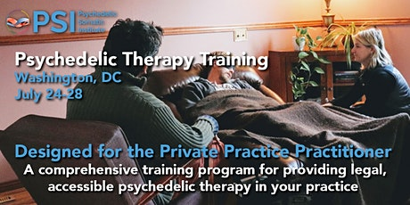 Psychedelic Therapy Training with PSI: Washington, DC tickets