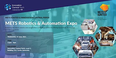 METS Robotics & Automation Expo tickets