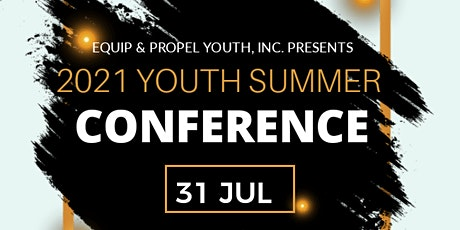 2021 SUMMER YOUTH CONFERENCE tickets
