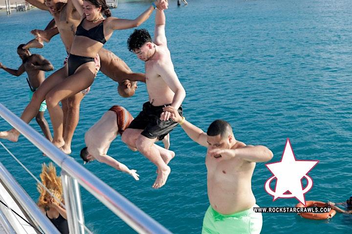 Rockstar Boat Party Cabo San Lucas image
