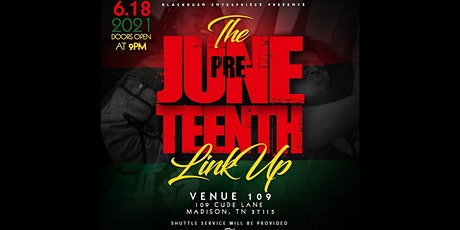 Pre-Juneteenth Link Up tickets