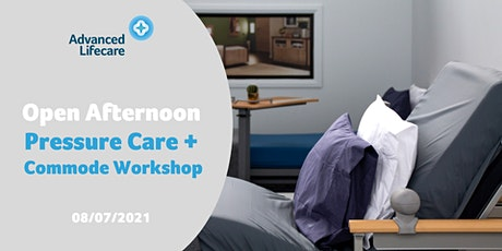 Pressure Care + Commode Workshop tickets