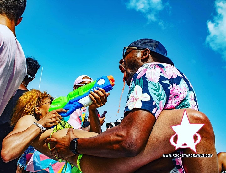 Hip Hop Sessions  Boat Party Cancun image