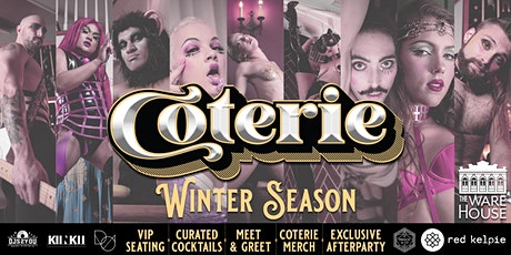 Coterie tickets