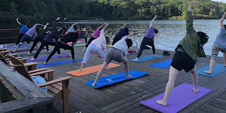 Yoga and Hiking Weekend at the Corman AMC Harriman Outdoor Center tickets