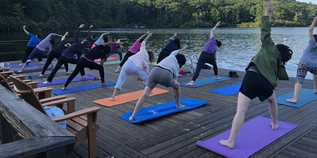 Lakeside Yoga Holistic Wellness at the Corman AMC Harriman Outdoor Center tickets