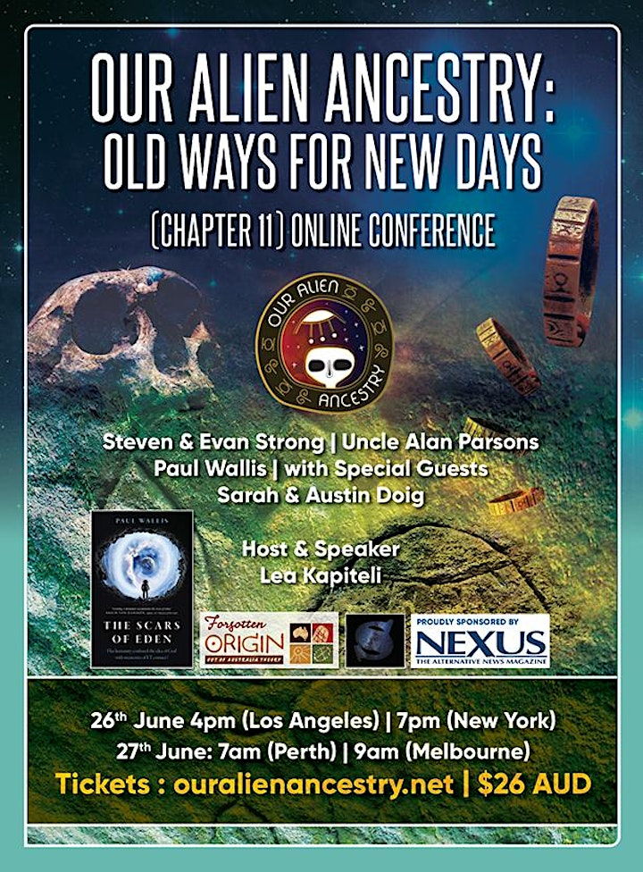 Our Alien Ancestry: Old Ways for New Days - Chapter 11 (Online) image