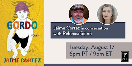 Jaime Cortez in conversation with Rebecca Solnit tickets