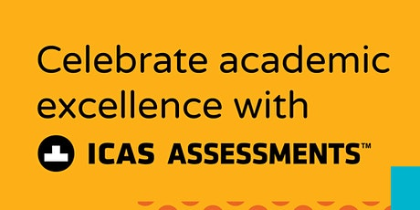 2021 ICAS English Assessment  - Melbourne tickets