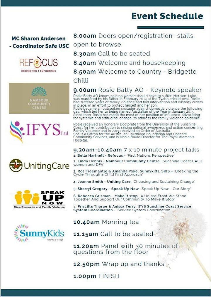 Seeds of Change: A Sunshine Coast Community Forum with Rosie Batty image