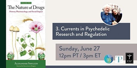 Currents in Psychedelic Research & Regulation tickets