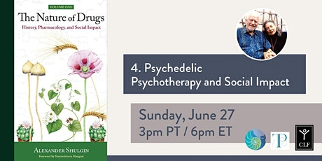 Psychedelic Psychotherapy & Social Impact tickets