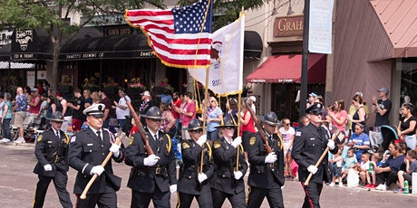 Wheaton Independence Day Celebration 2021 Parade Entry tickets