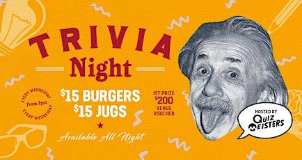 Trivia Night at Carlton Brewhouse tickets