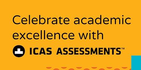 2021 ICAS Mathematics Assessment  - Melbourne tickets