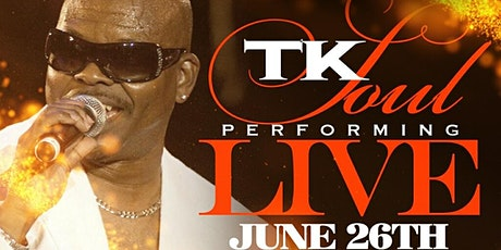 TK SOUL LIVE IN CONCERT tickets