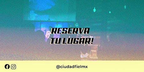 Servicio Presencial en Ciudad Fiel - Domingo entradas