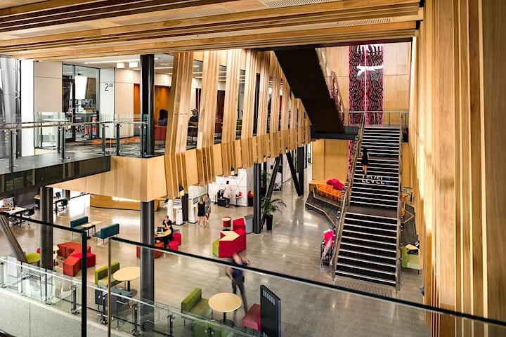 University of Waikato's Tauranga Campus - An inspirational  environment image