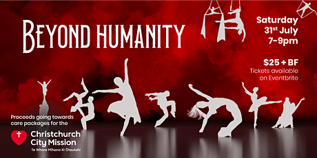Beyond Humanity tickets
