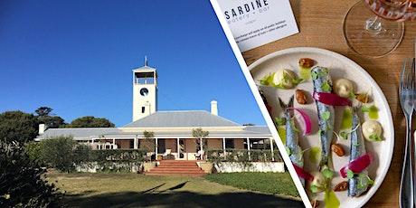 Sardine at Ocean Grange Homestead Winter Lunch Series tickets
