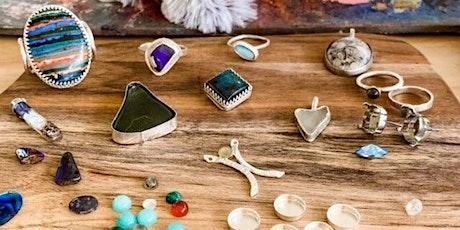 Advanced Silver Jewellery - Stone Setting tickets