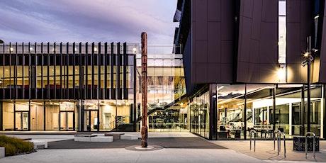 University of Waikato's Tauranga Campus - An inspirational  environment tickets