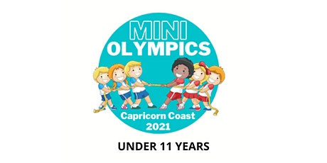 Cap Coast 2021 MINI OLYMPICS (Under 11 years) tickets