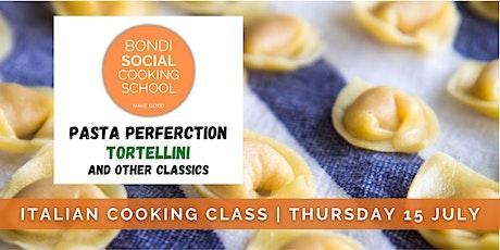 Pasta Shaping & Tortellini   Italian Cooking Class tickets