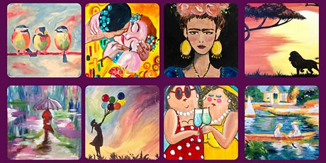 Acrylic Painting Workshop | Melbourne tickets