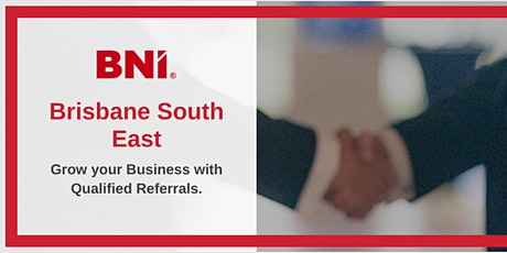 BNI Invicta- Meadowbrook/Beenleigh - Master Connector Event tickets