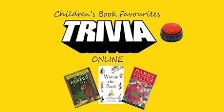 School Holiday Program: Trivia Online! Children's Favourite Books tickets