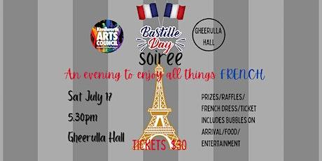 Bastille Day Soiree tickets