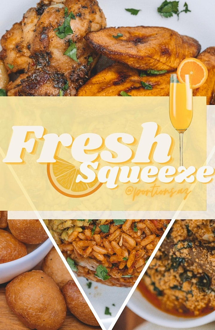 Fresh Squeeze, a Portions AZ food tasting image