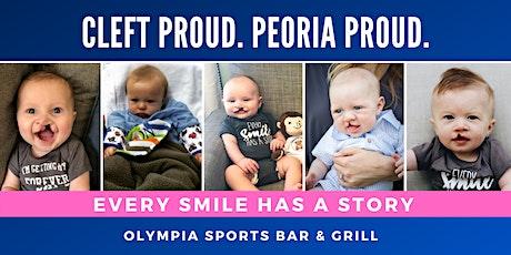 Cleft Proud. Peoria Proud. tickets