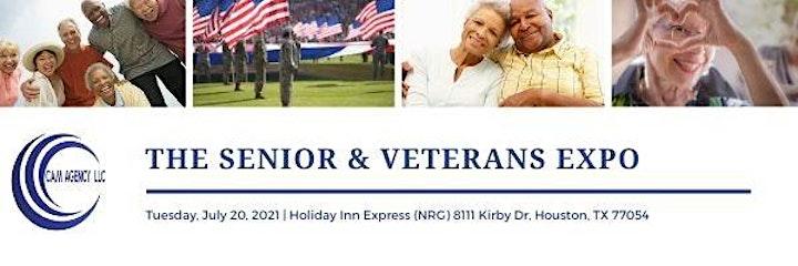 The Senior & Veterans Expo - (NRG) image