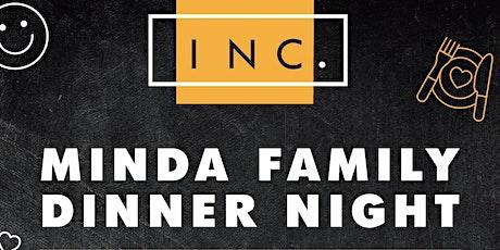 Family dinner night tickets