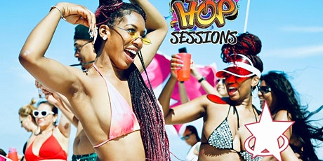Hip Hop Sessions  Boat Party Cancun boletos