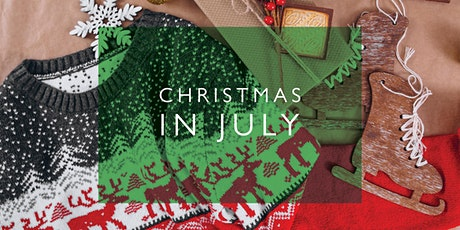 It's Christmas in July! tickets