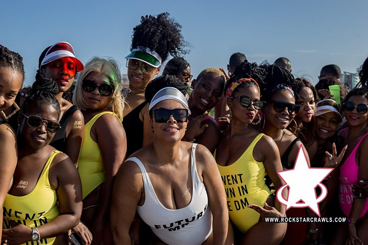 Hip Hop Sessions Boat Party Cabo San Lucas image