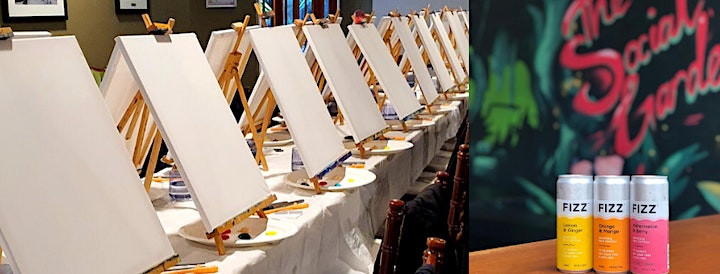 Social Strokes™  Painting Class - Manly Esplanade image