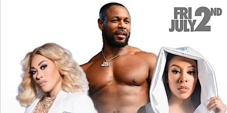 ALL WHITE R & B SUMMER JAM : TANK-K.MICHELLE-KEKE WYATT tickets