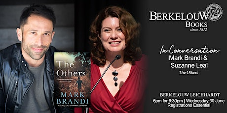 The Others: A Conversation with Mark Brandi & Suzanne Leal tickets
