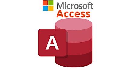 4 Weekends Beginners Microsoft Access Training Course in Hoboken tickets