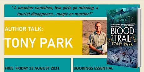 Tony Park Author Talk tickets