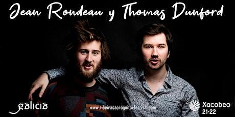 Concierto de JEAN RONDEAU Y THOMAS DUNFORD entradas