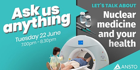 Ask Us Anything - Nuclear Medicine tickets