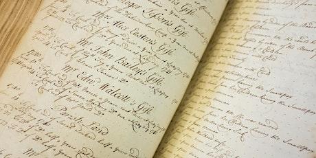 Lambeth Archives: An Online talk with Archivist, Jon Newman tickets