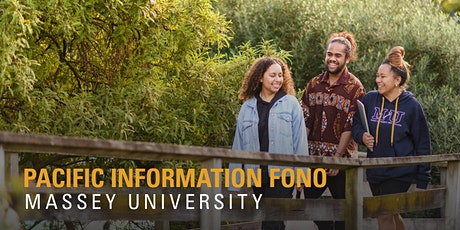 Massey University's Pacific Friends and Family Information Fono - Palmy tickets