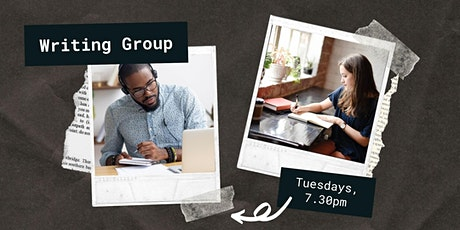 Writing Group tickets