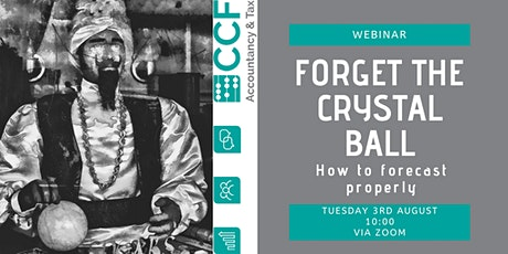 Forget the Crystal Ball - How to forecast properly tickets